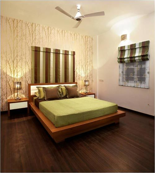 7 Small Bedroom Designs By Professional Experts: Guest Bedroom, Villa, Electronic City -SAVIO And RUPA