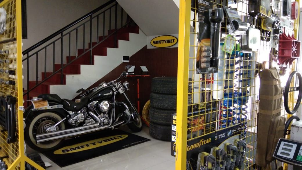 Aplikasi Bengkel Sepeda Motor