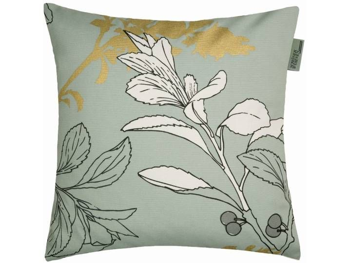 Schoner Wohnen Branch Kissenhulle Pillows Throw Pillows Bed