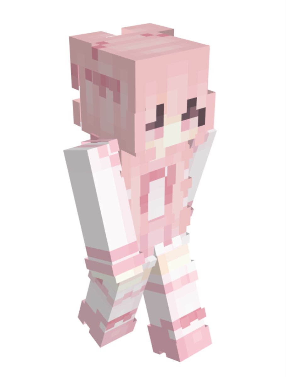 pink school girl outfit minecraft skin in 20   Minecraft skins ...