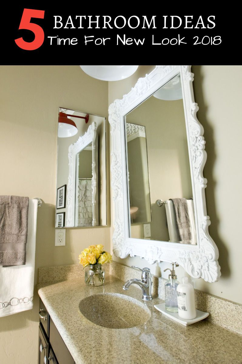 Decorating Tips For The Bathroom Bathroom Remodel Decorative Bathroom Mirrors Bathroom Mirrors Diy Bathroom Mirror