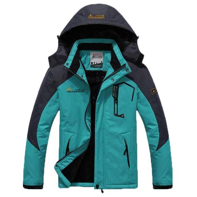 Windproof Coat Herrenparka für den Winter #Winter #Jacke #Wärme #Mantel #Stil #Mode