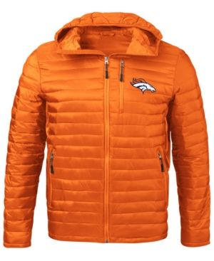 release date: c340a 1b4a4 G-iii Sports Men's Denver Broncos Equator Quilted Jacket ...