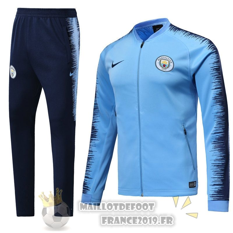 Nike performance manchester city veste de survêtement