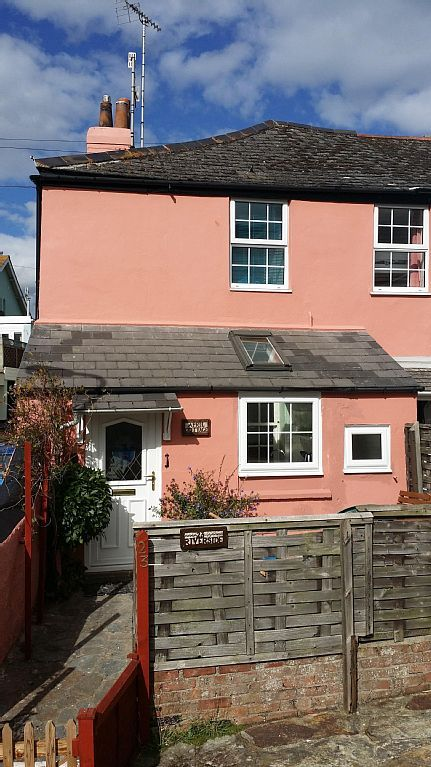Cosy Fisherman's Cottage : April Cottage In Sunny Shaldon (nr Teignmouth) 15 ... - 3602206