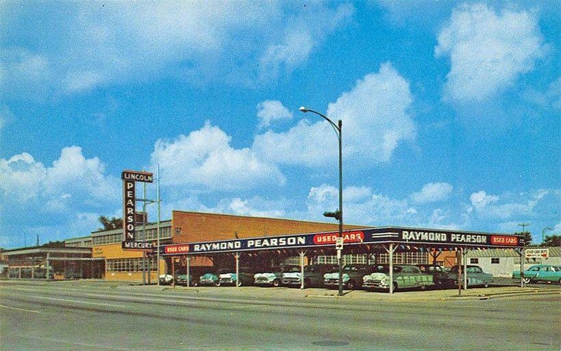 Lincoln Dealership Houston >> Raymond Pearson Lincoln Mercury Dealership Houston Texas