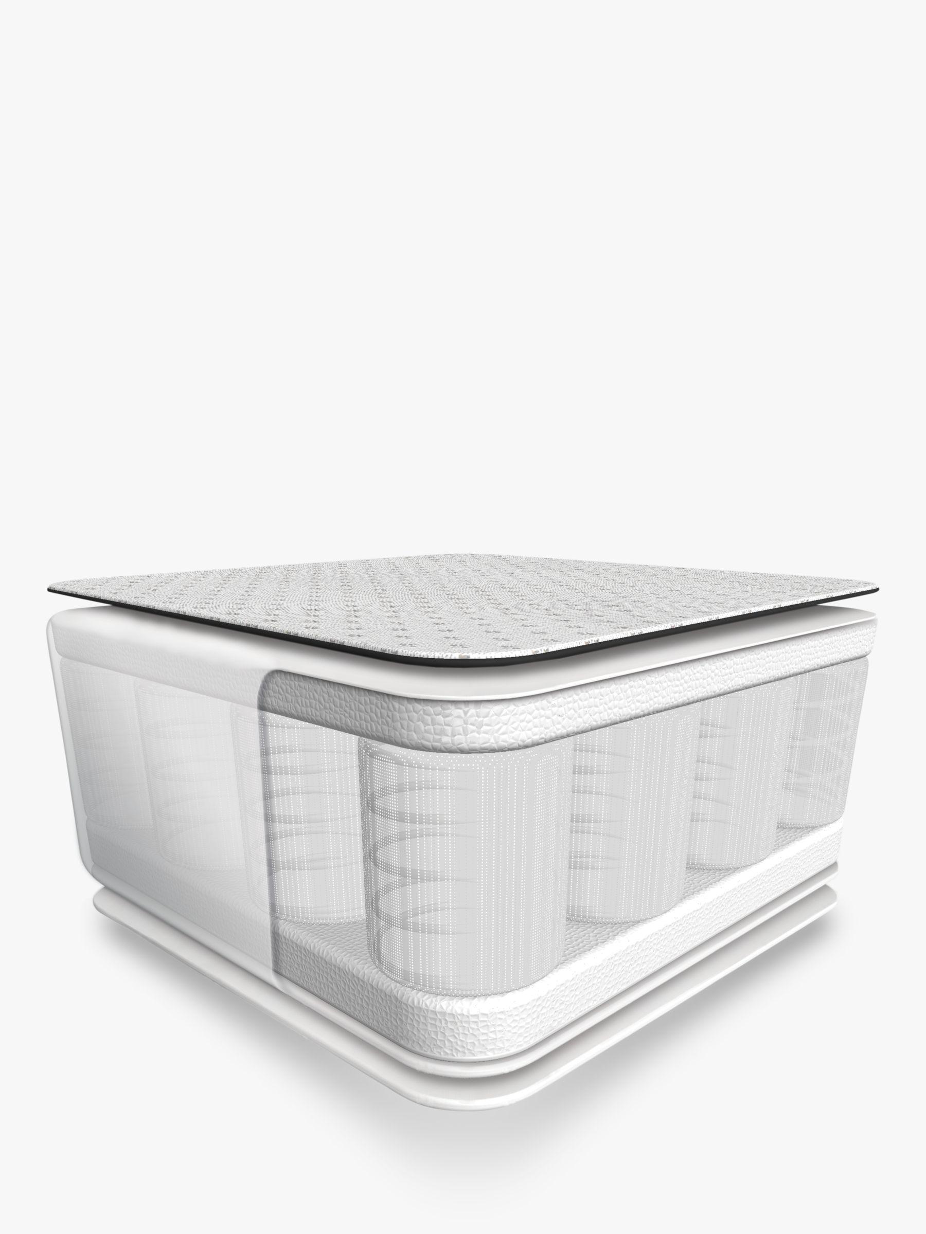 John Lewis & Partners Pocket Spring Cot Mattress, 120 x