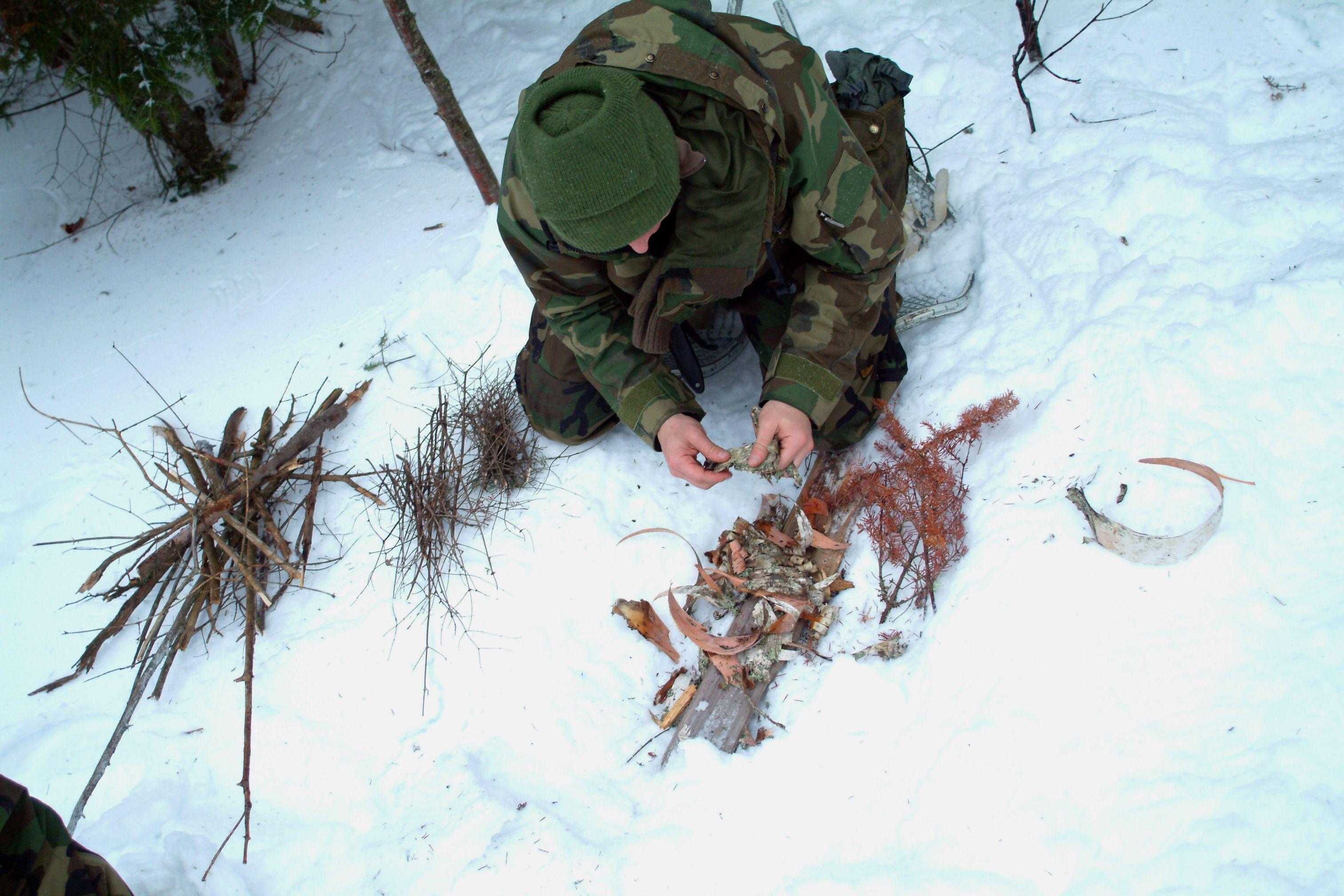 Winter Wilderness Survival Guide