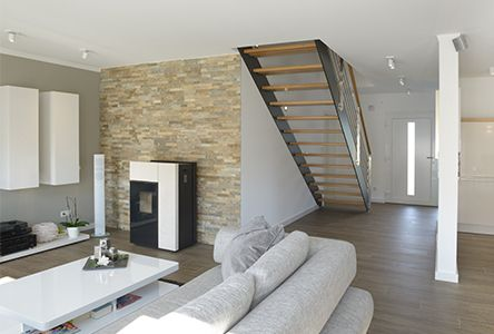 Offen Gestaltet Und Wunderschön. #hausinspiration #fingerhuthaus  #individuelleplanung #hausbau #fertighaus #