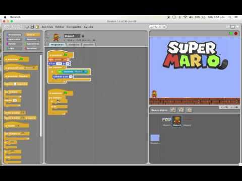 how to make a video game on scratch 2