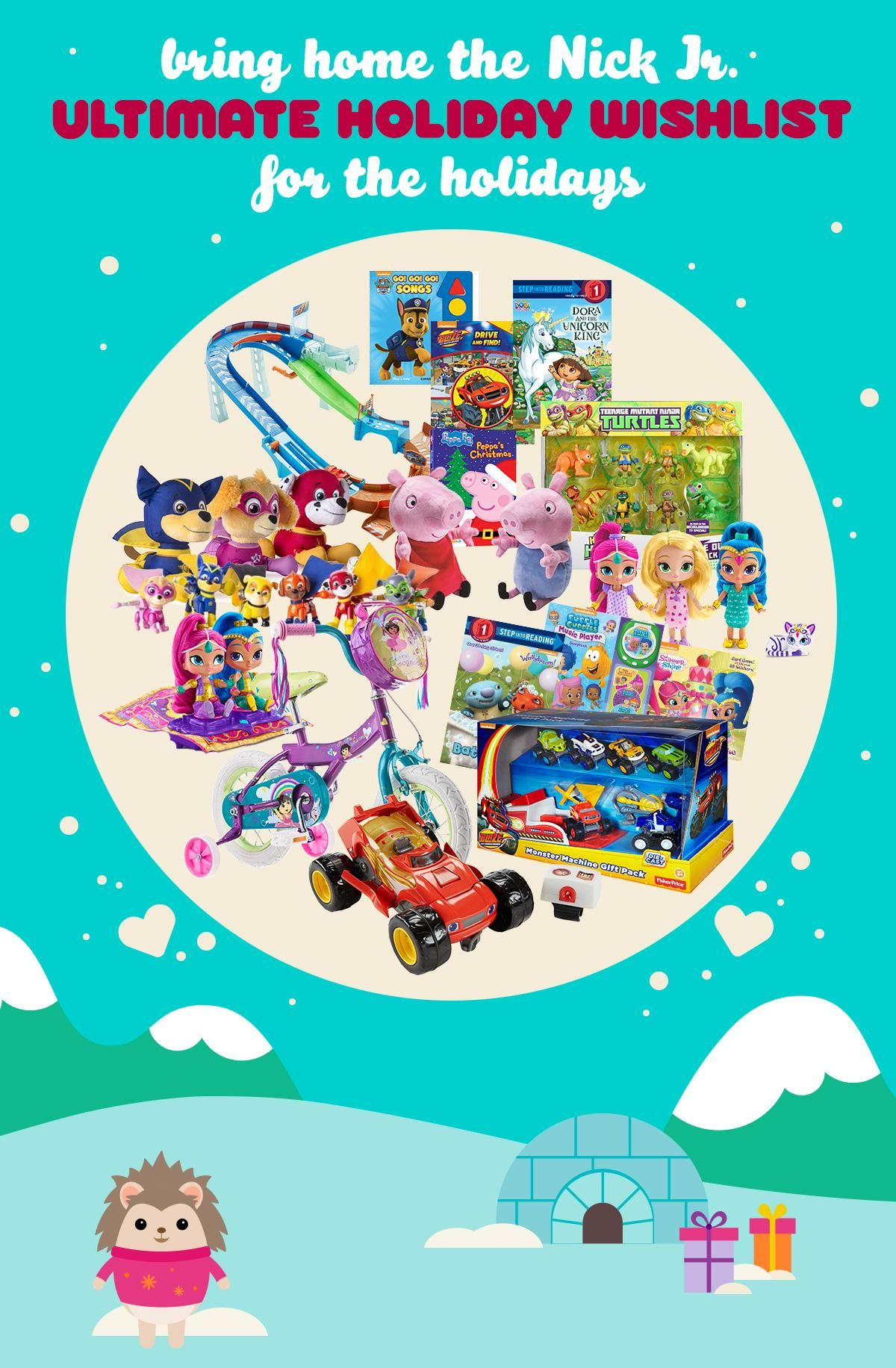 Nick Com Enter To Win : enter, Enter, Sweepstakes, Chance, Grand, Prize,, Which, Included, Patrol, Toys,, Shimmer, Wishes,, Holiday