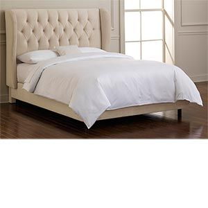 costco upholstered headboard - Costco Bed Frame