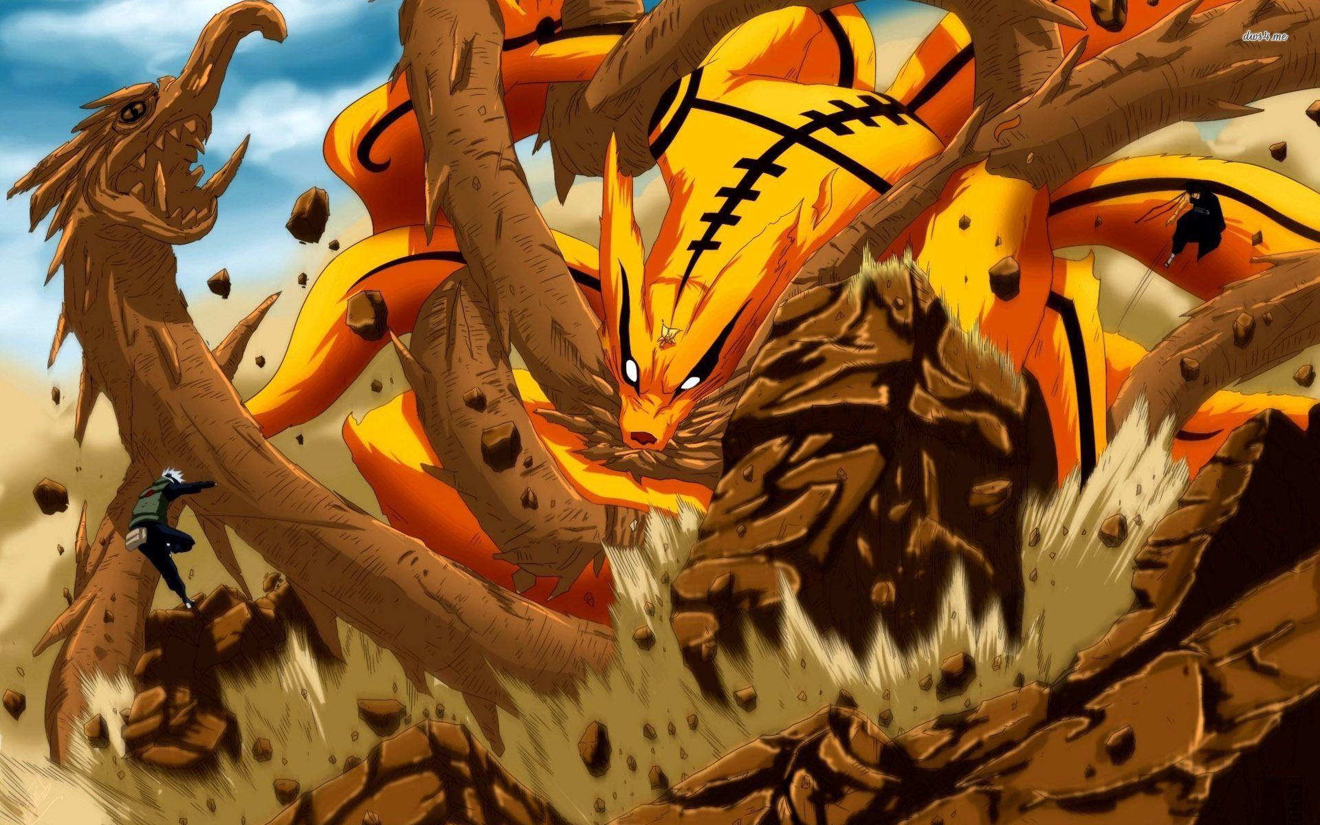 Kyuubi Wallpaper Naruto Shippuden Naruto Wallpaper Naruto Shippuden