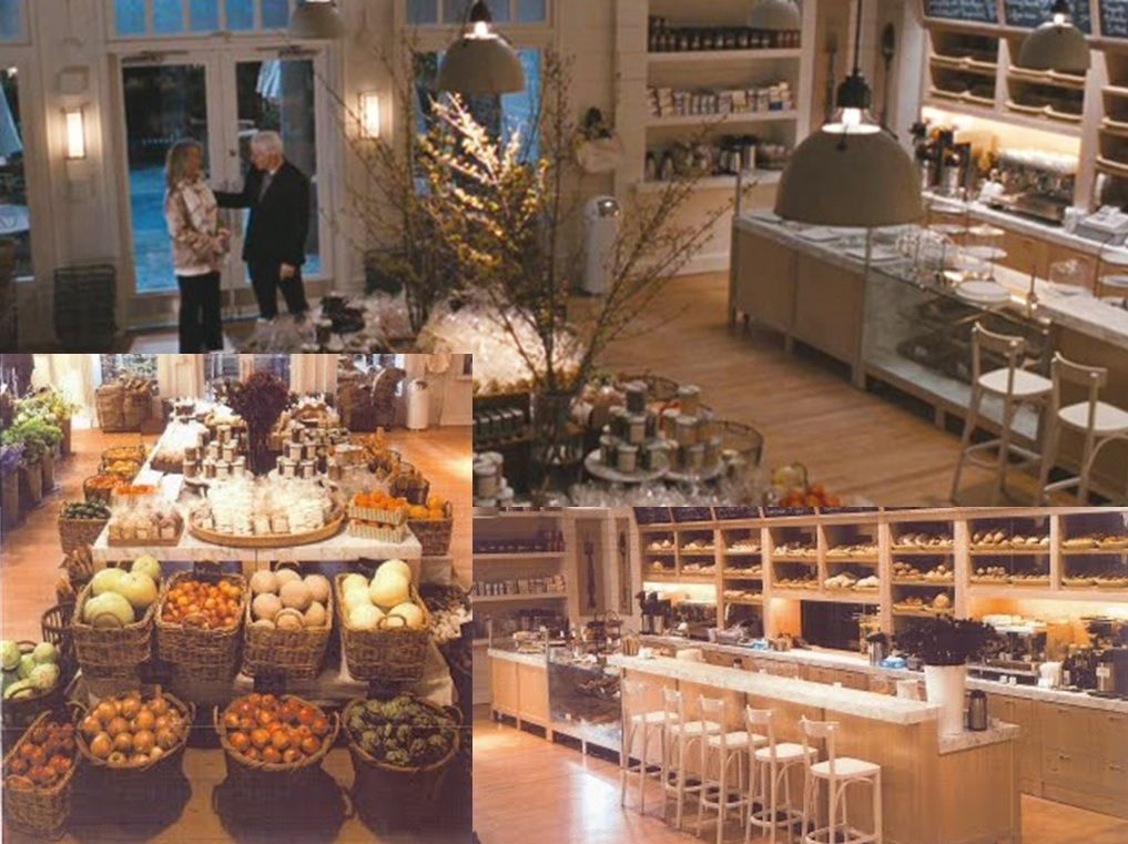 The Bakery From The Movie It S Complicated Backyard Cafe Cafe Design Restaurant Design