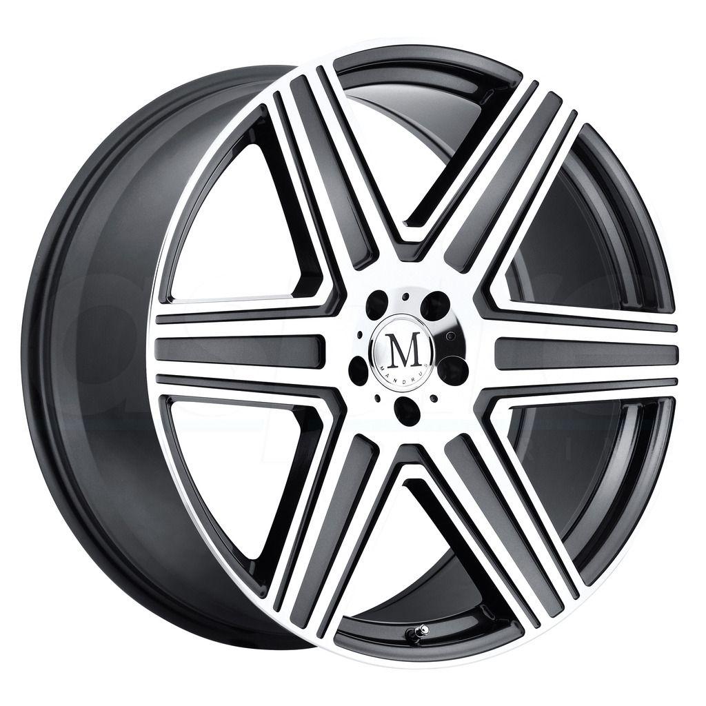 One 20x10 Mandrus Atlas 5x130 35 Gunmetal Wheel Rim Mercedes Wheels Wheel Rims Wheel And Tire Packages