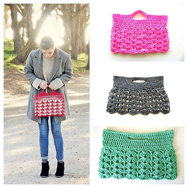 Lacey Laptop Bag pattern by Lorna Watt | Pinterest | Malos, Bolsos y ...