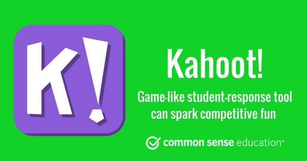 Kahoot! Review for Teachers | Common Sense Education ...