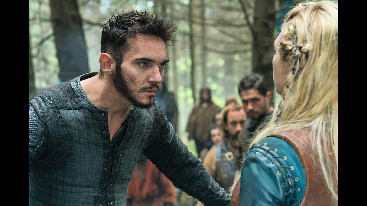 Image Result For Lagertha And Heahmund Wallpaper Vikings Time
