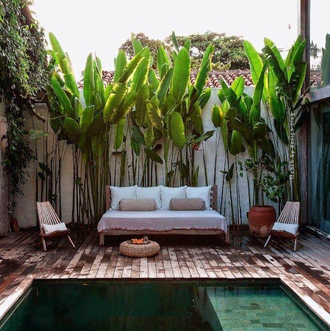 10 inspirations autour de la piscine | La piscine, Piscines et ...