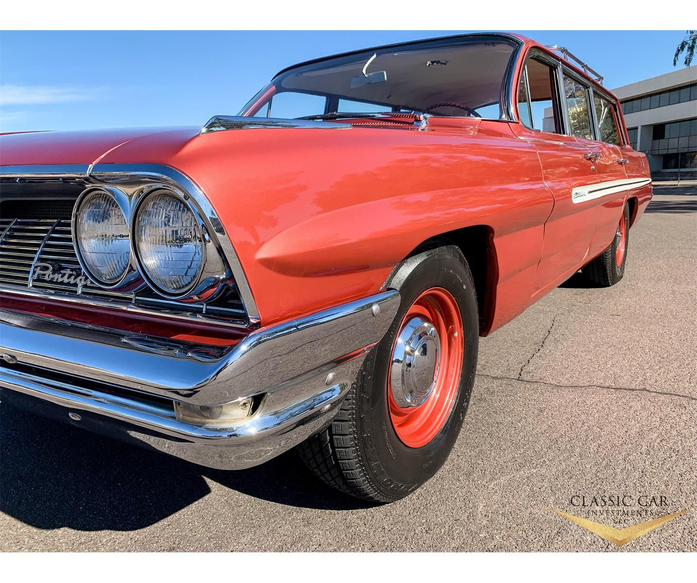 Large Photo Of 61 Catalina P4yy 1961 Pontiac Catalina
