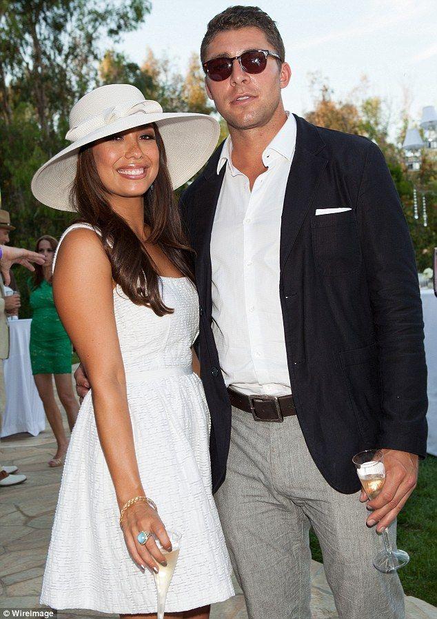 Cheryl Burke - White hat