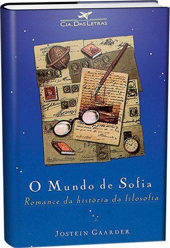 Resumo Do Livro O Mundo De Sofia Livros Classicos Historia