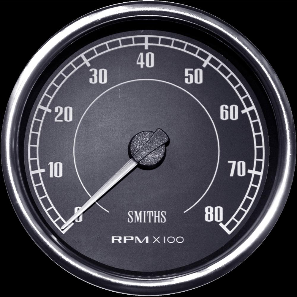 Flight 100mm Tachometer Diesel Or Petrol Engines Tachometer Car Gauges Gauges