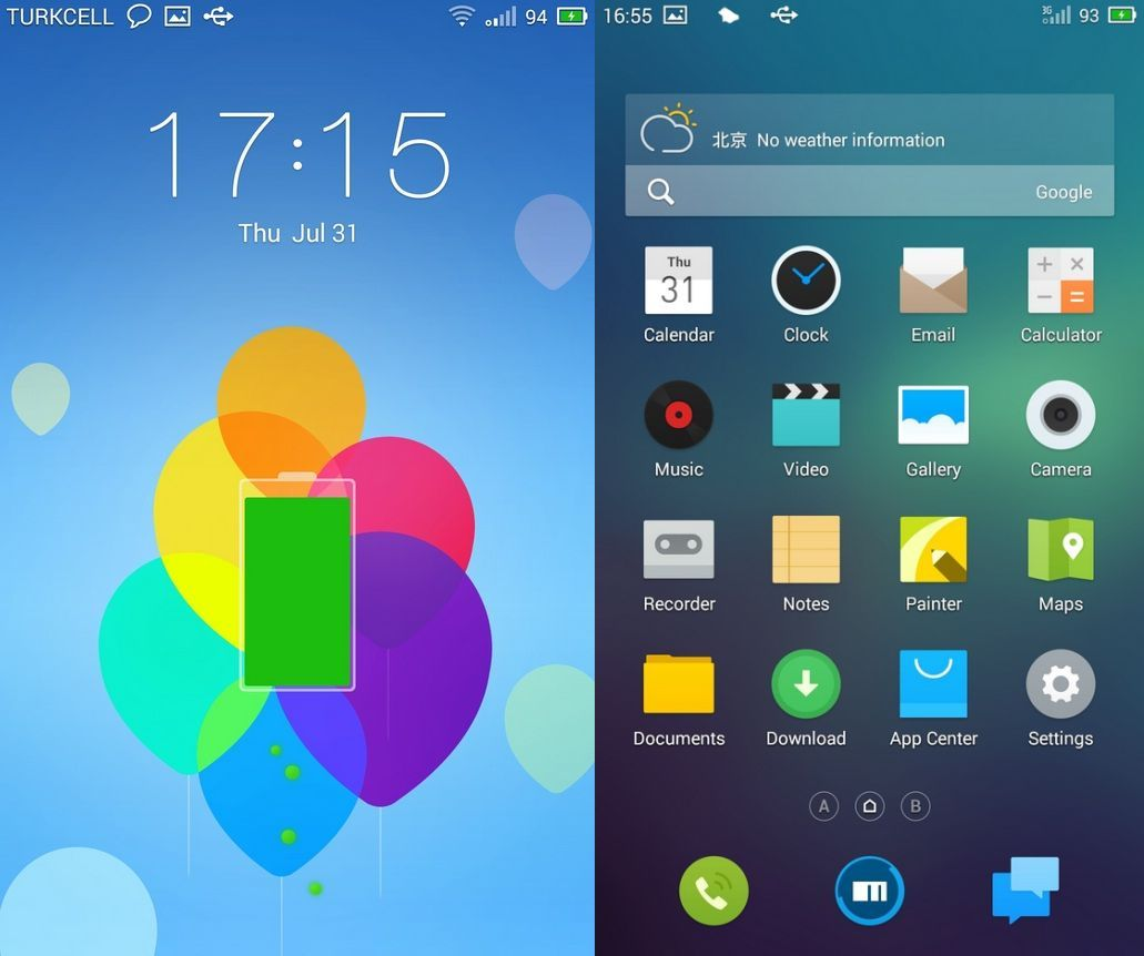 Flyme OS ROM based on Android 4 4 4 KitKat is available for