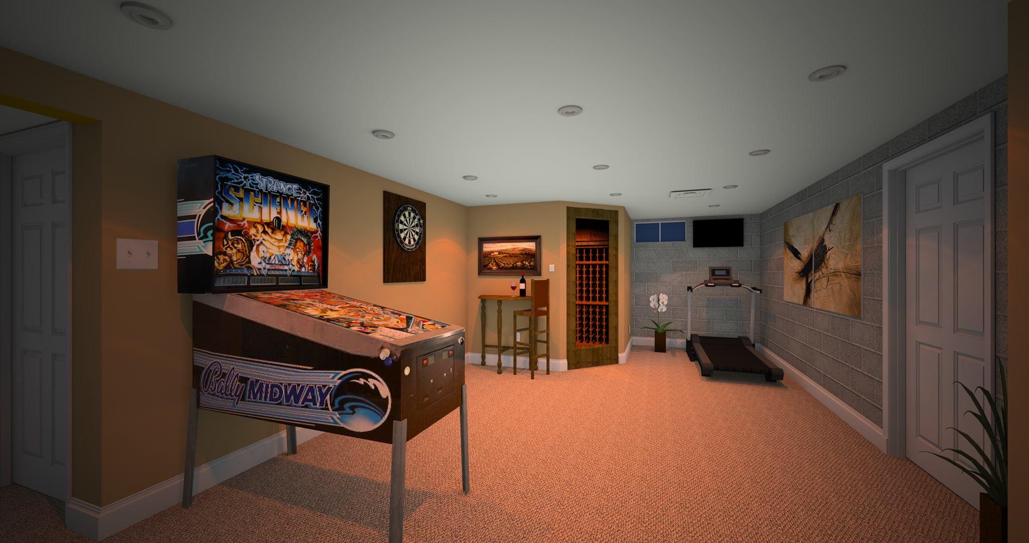 Diy basement wine cellar concept wine cellar design