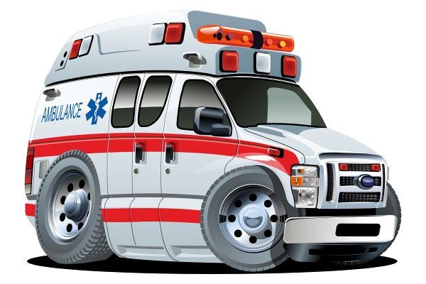 How To Become A Paramedic What Is A Paramedic A Paramedic Is Usually One Of The First Healthcare Professionals On The Car Cartoon Ambulance Car Artwork