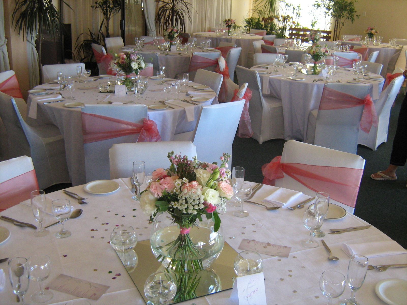 80th Birthday Party Table Decoration Ideas