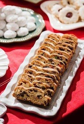 Torta De Navidad Tradicional Tortas Torta De Vainilla Receta De Torta