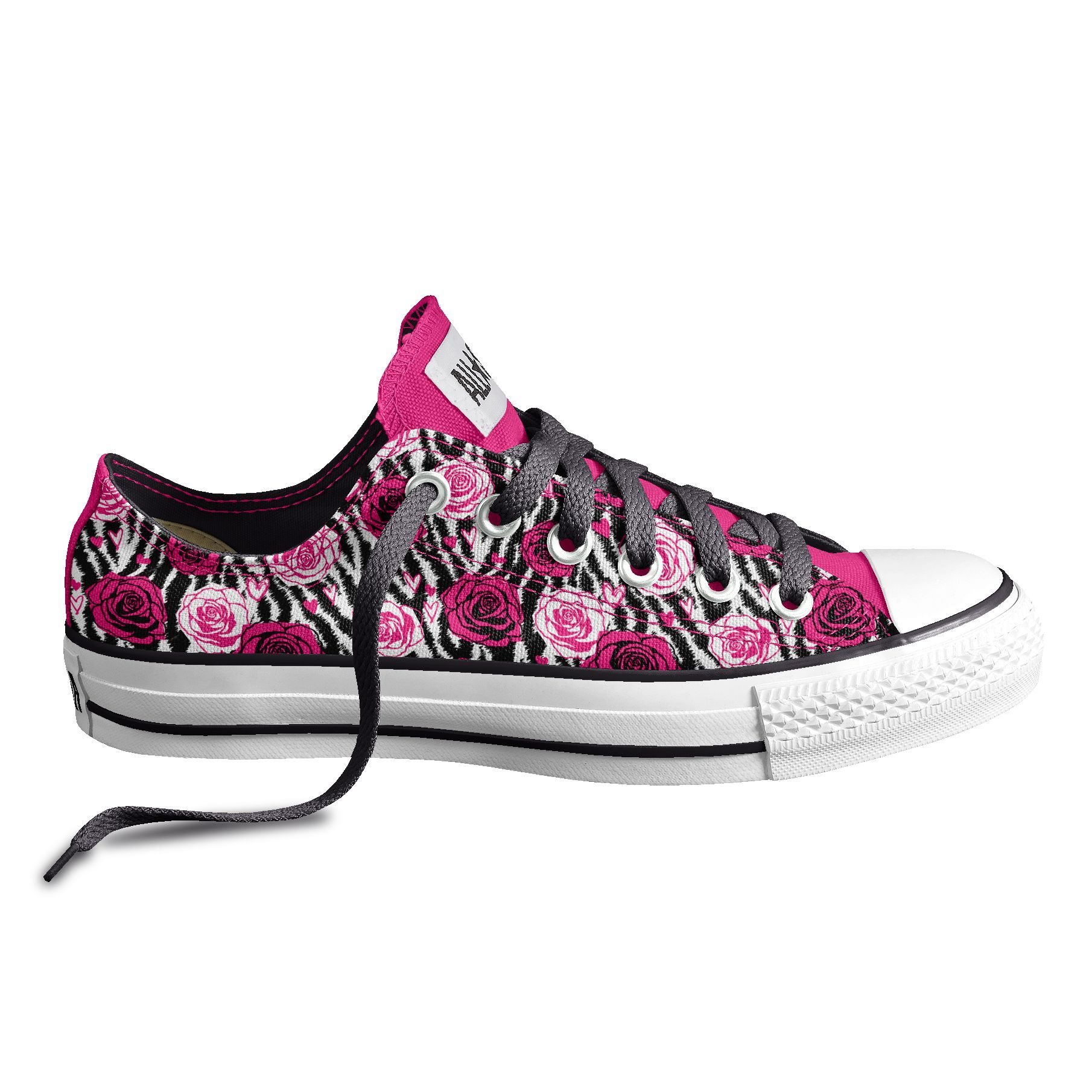 Exclusive Converse Chuck Taylor All Star Andy Warhol Floral