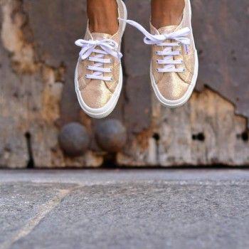 d6861f510 amorshoes-superga-2750-gold-S001820-2750LAMEW-174 | board | Zapatos ...