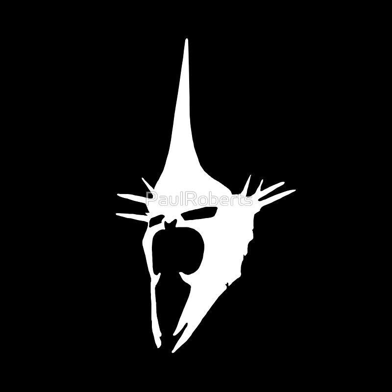 nazgul silhouette - Google Search