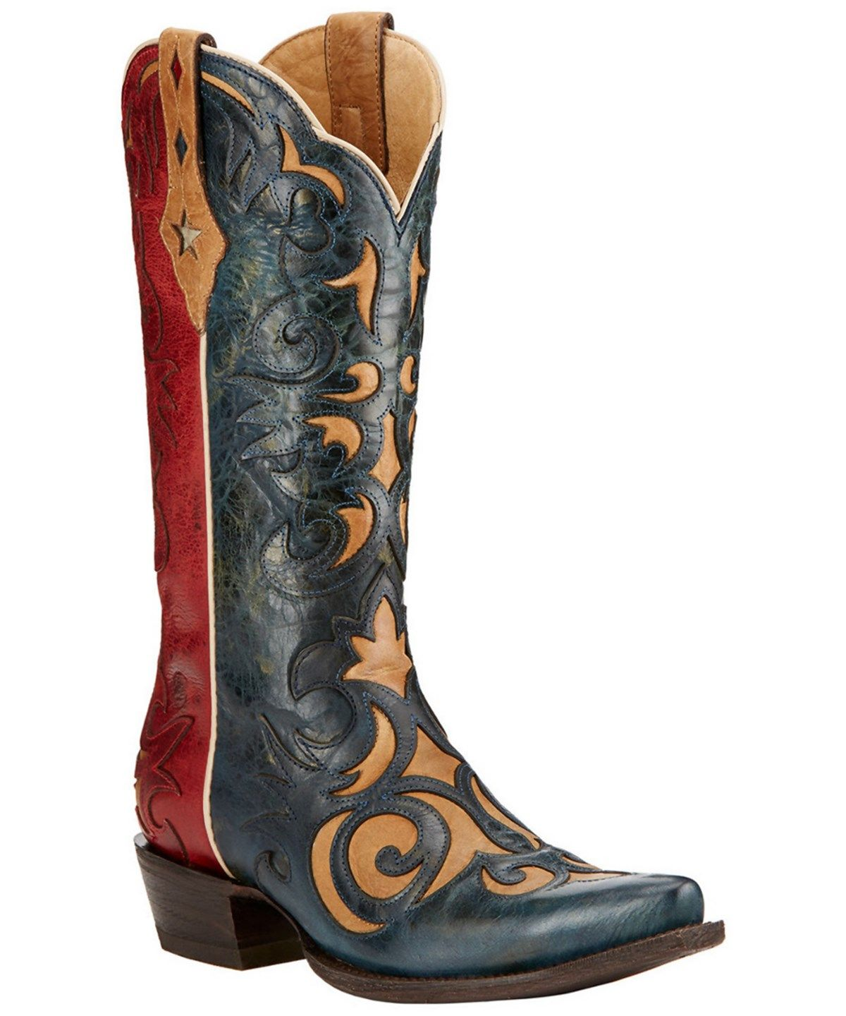 badd10c198d ARIAT ARIAT WOMEN S SEVILLA LEATHER WESTERN BOOT .  ariat  shoes  boots    booties