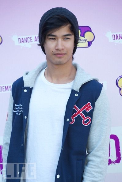 Jordan Rodrigues -This is the only Asian guy that i think is sexy