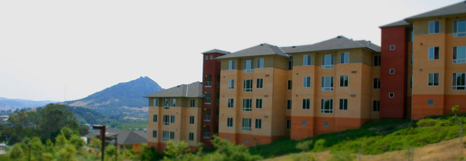 Cerro Vista Apartments And Their View Of Bi S Peak