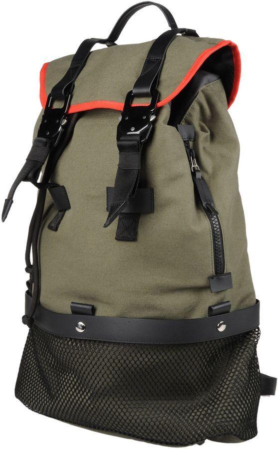3a9e89926759 MANDARINA DUCK Backpacks & Fanny packs | YOOX.COM saved by #ShoppingIS