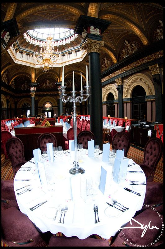 Wedding Reception At The Merchant Hotel In Belfast Merchanthotelbelfast