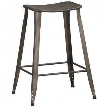 Groovy Tailor Stool Copper Finish Kitchen Redo Stool Dining Gamerscity Chair Design For Home Gamerscityorg