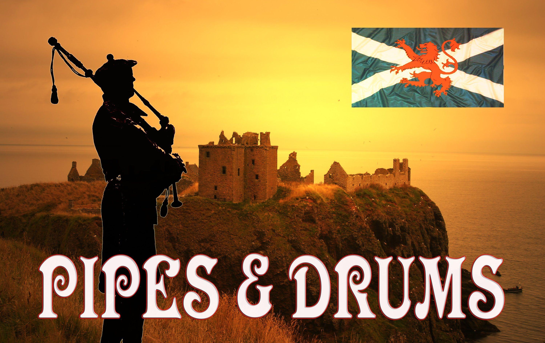 Royal Scots Dragoon Guards ~Time To Say Goodbye ~Scotland