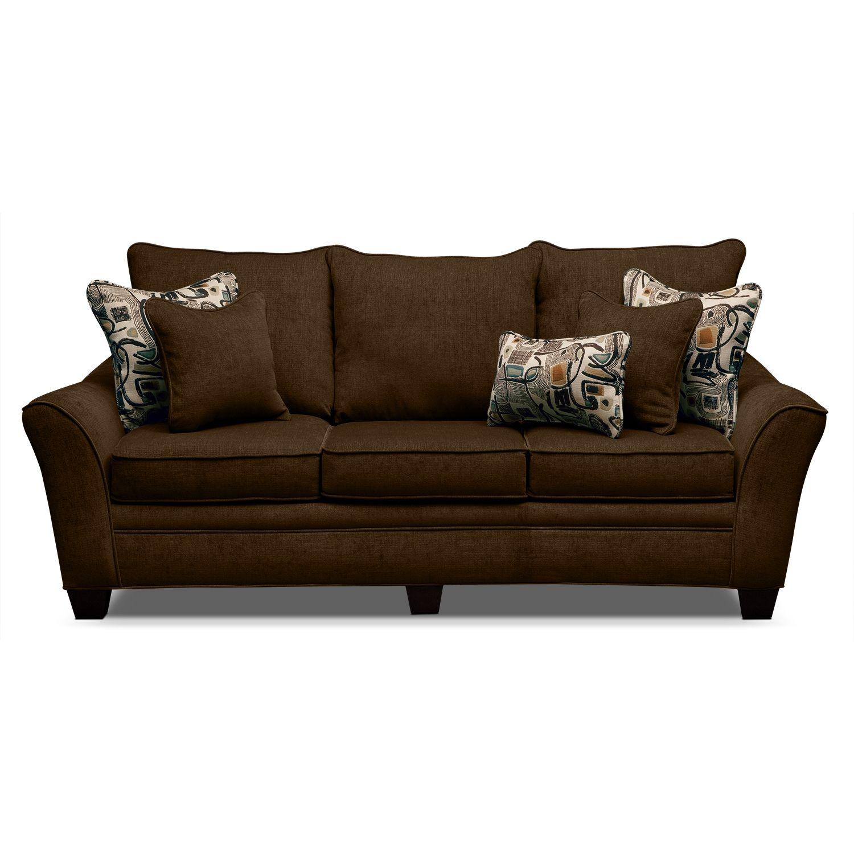 mandalay sofa american signature furniture look at me now rh za pinterest com