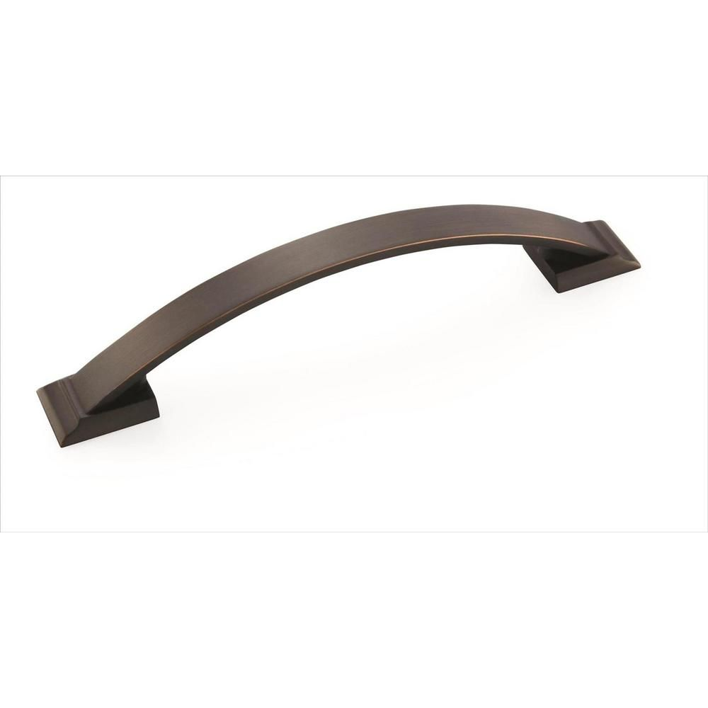 Amerock Candler Inch Center To Oil Rubbed Bronze Cabinet Pull