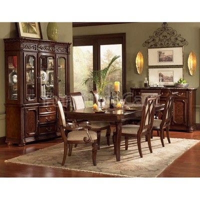 Granada Dining Room Set With Images Dining Table Legs Formal