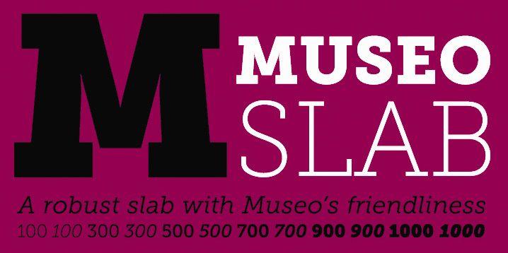 museo sans 900 free font download