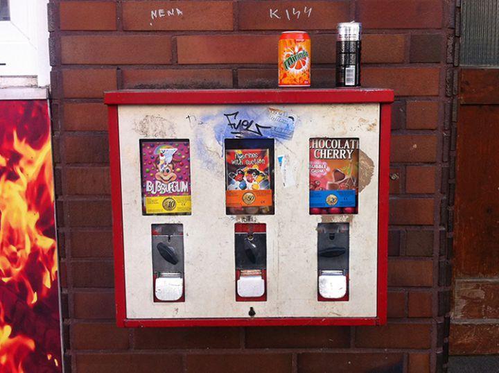 Kaugummi automat wiesbaden