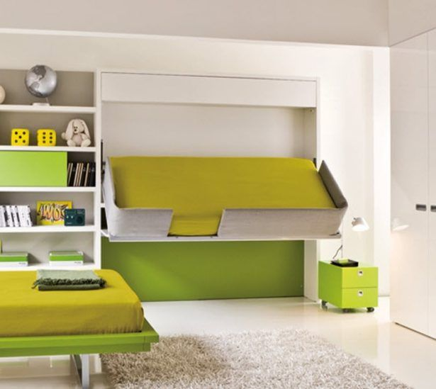 Bedroom:5 Best Solutions For The Kids Room Ideas Kids Bedroom With Regard To Space Saving Childrens Bed Rack Storage Cabinet Ideas Green Bed Kids Table L& ... & Bedroom:5 Best Solutions For The Kids Room Ideas Kids Bedroom With ...