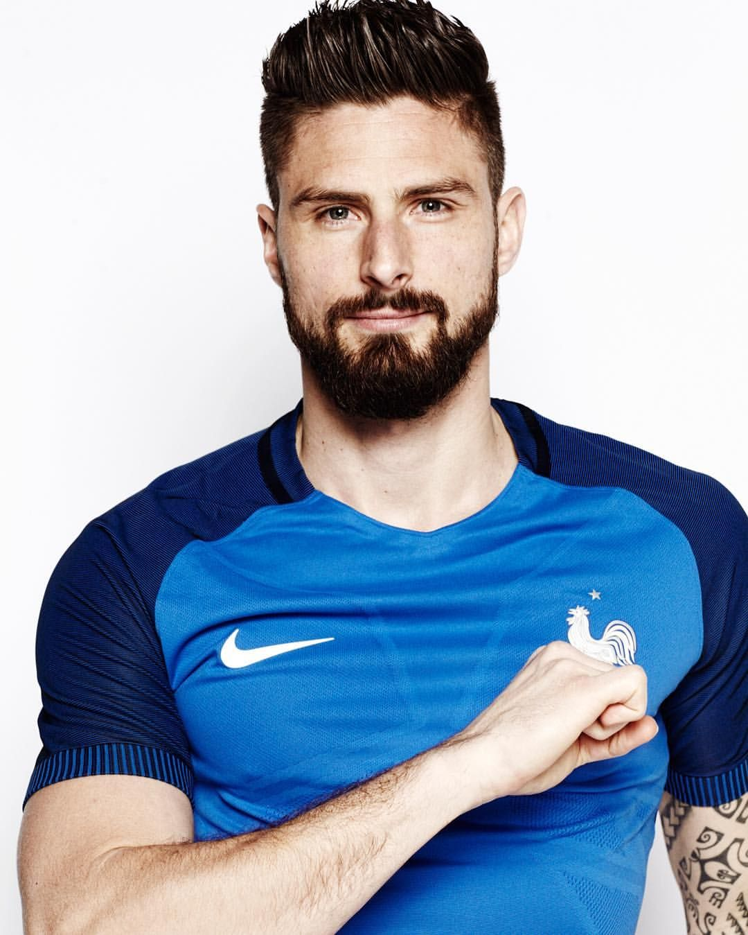 Olivier Giroud Quipe De France De Foot Pinterest