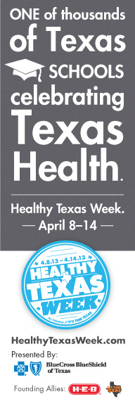 #HealthyTexasWeek
